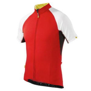 Camiseta espoir mavic roja