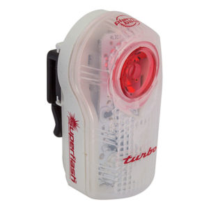 Luz Roja Super flash turbo 1 watt Planet Bike
