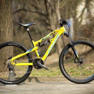 Bicicleta Doble Suspensión Lapierre Raid FX