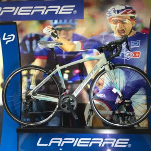 Bicicleta De Ruta Audacio 300 W Lady
