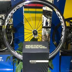 RUEDAS MAVIC COSMIC ELITE tubeless