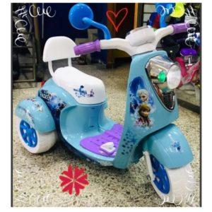 Moto Electrica Frozen