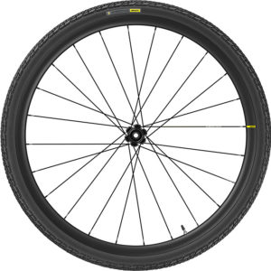 Ruedas Mavic all road carbon