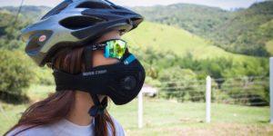 Mascaras Antipolución