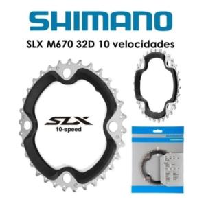 coronilla shimano 32T SLX