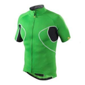 camiseta mavic verde